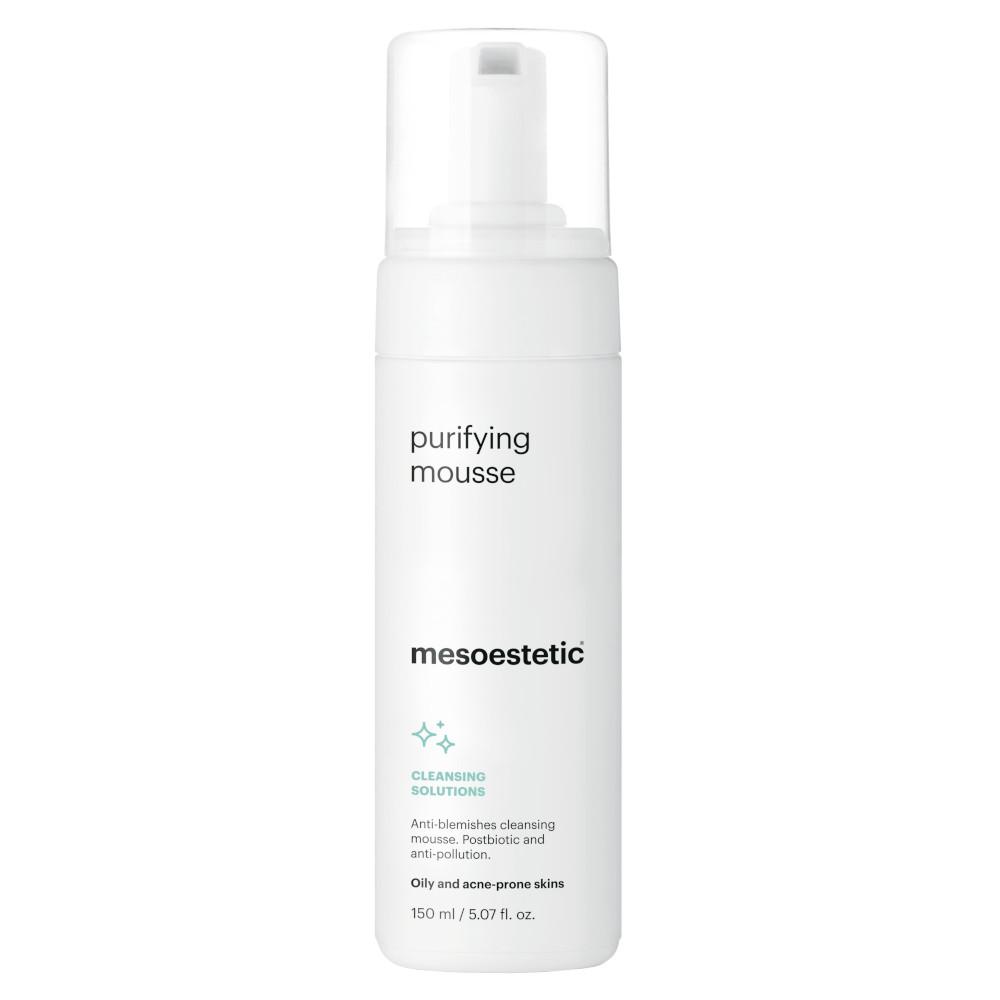 mesoestetic purifying mousse
