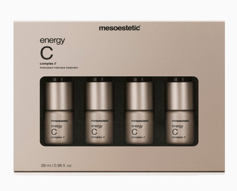 MESOESTETIC Energy C Complex 4 x 7 ml