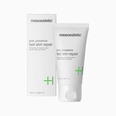 MESOESTETIC Fast Skin Repair krem intensywnie regenerujący 50 ml