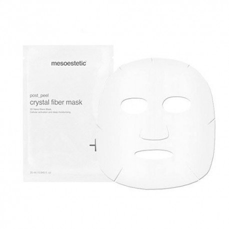 MESOESTETIC Post Peel Crystal Fiber Mask