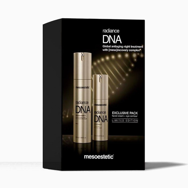 MESOESTETIC Radiance DNA Day Kit 50 ml+15 ml