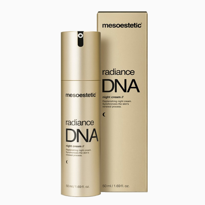MESOESTETIC Radiance DNA Night Cream 50 ml