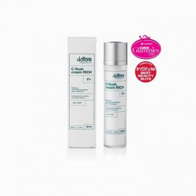 DOTTORE C-Flush Cream Rich krem intensywnie przeciwzmarszczkowy 50ml