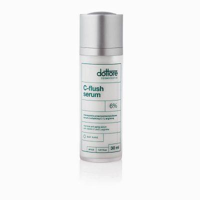 DOTTORE C-Flush Serum intensywnie przeciwzmarszczkowe serum z witaminą C 30ml