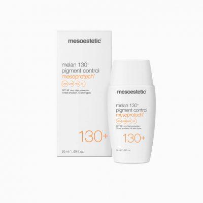 MESOESTETIC Mesoprotech Melan 130+ Pigment Control krem koloryzujący 50ml