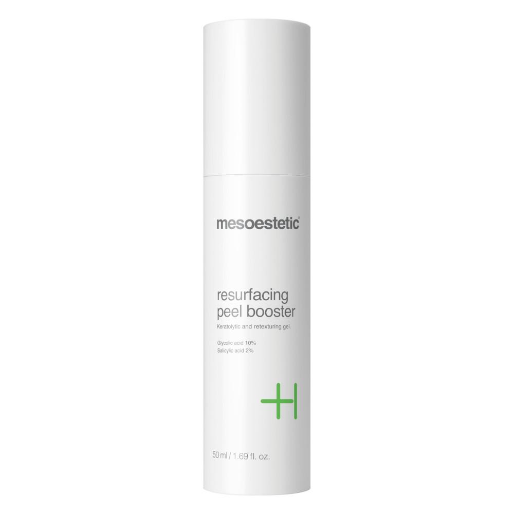 mesoestetic resurfacing peel booster
