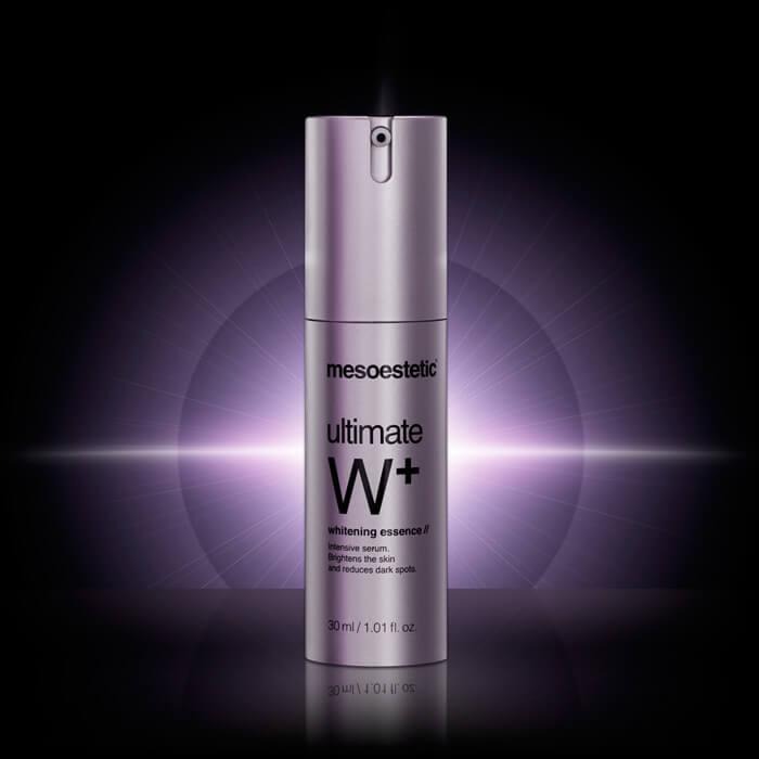 MESOESTETIC Ultimate W+ Whitening Essence serum depigmentujące do twarzy 30ml