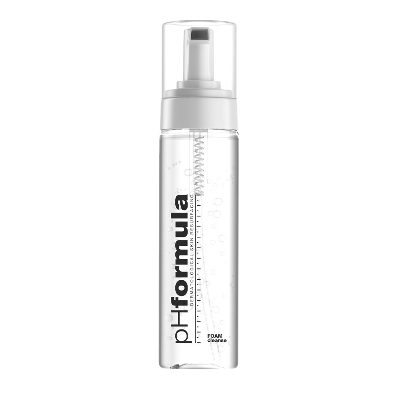 phformula foam cleanse
