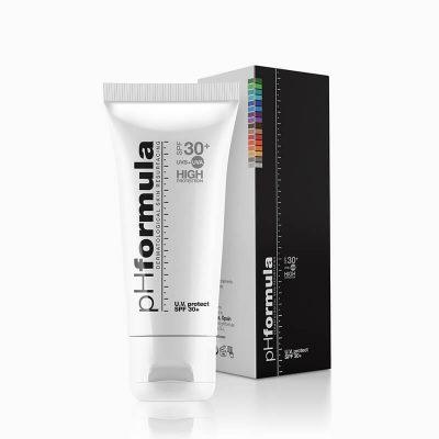 PHFORMULA U.V. Protect SPF30+ krem z ochroną przeciwsłoneczną 50 ml