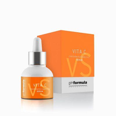 PHFORMULA V.I.T.A. C Serum intensywnie rewitalizujące serum z witaminą C 30ml