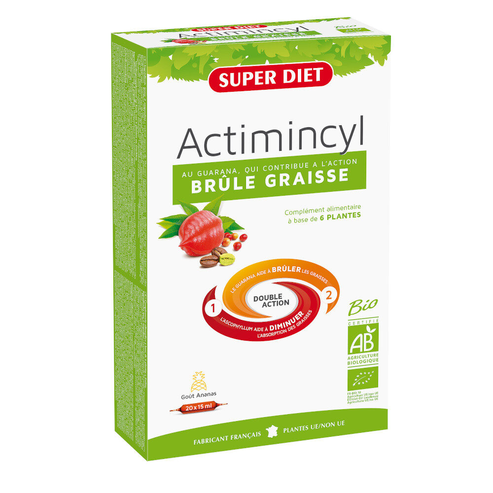 SUPER DIET Actimincyl