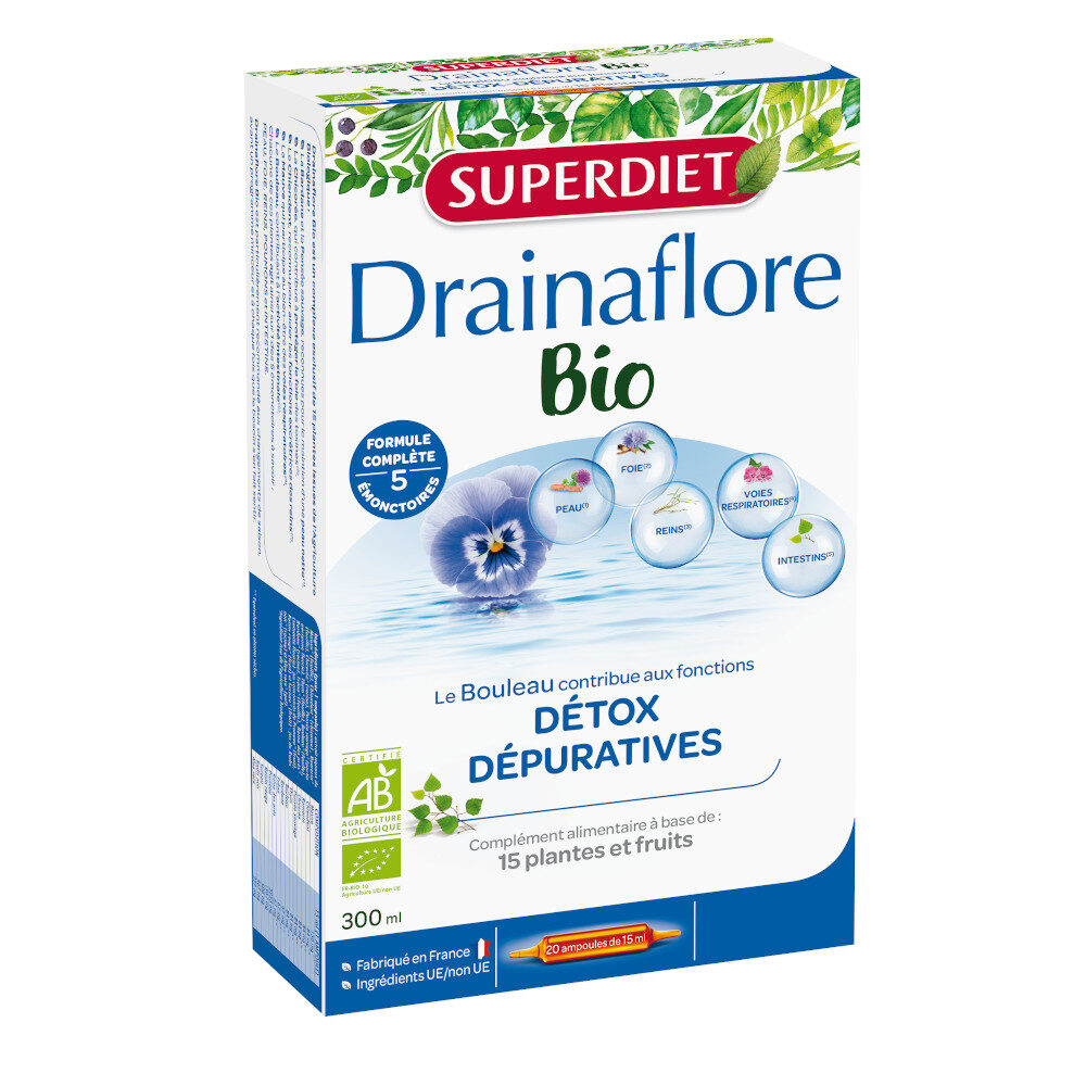 SUPER DIET detox