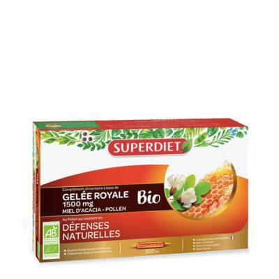 SUPER DIET Mleczko Pszczele