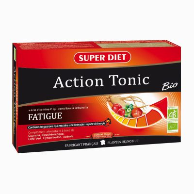 Super Diet Action Tonic Witalność 20 x 15ml
