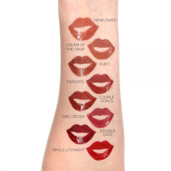 PUR 4-in-1 Lip Duo Dual-Ended Matte Lipstic&Lip Oil matowa pomadka z olejkiem