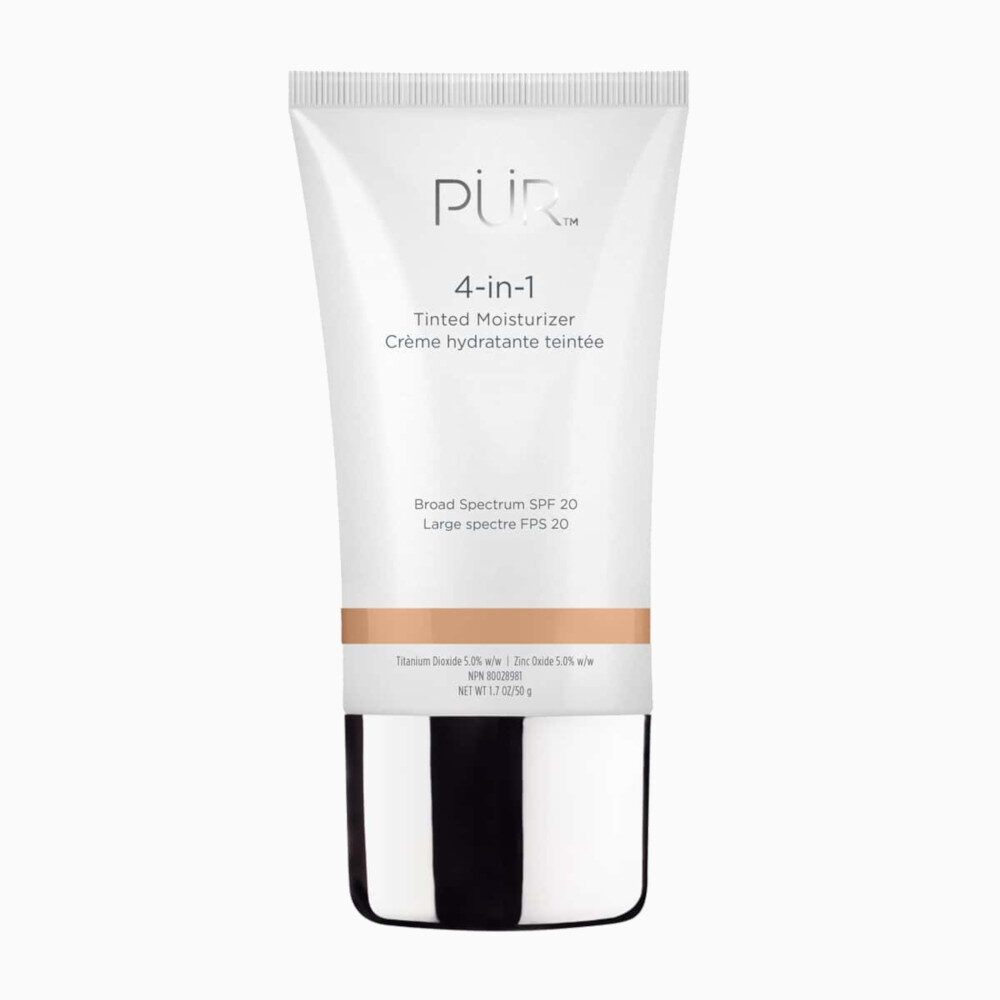 pur tinted moisturizer