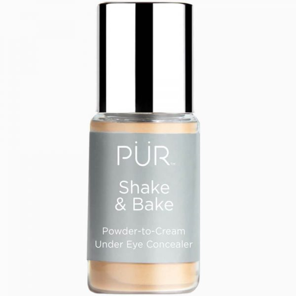 PUR Shake & Bake Powder-To-Cream Under Eye Concealer korektor pod oczy w pudrze MEDIUM
