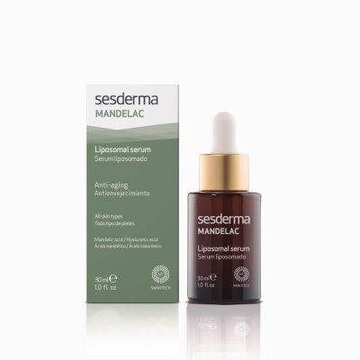 SESDERMA Mandelac serum nawilżająco – przeciwstarzeniowy z kwasem migdałowym 30ml