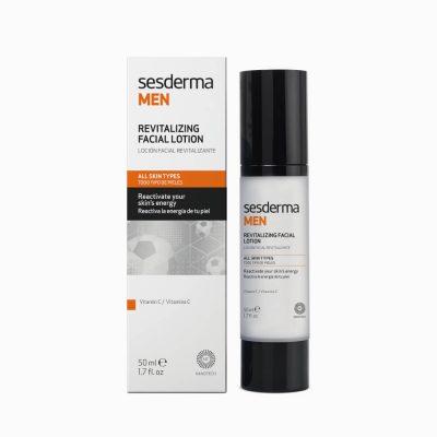 SESDERMA Men Revitalizing Facial Lotion emulsja rewitalizująca do twarzy 50ml