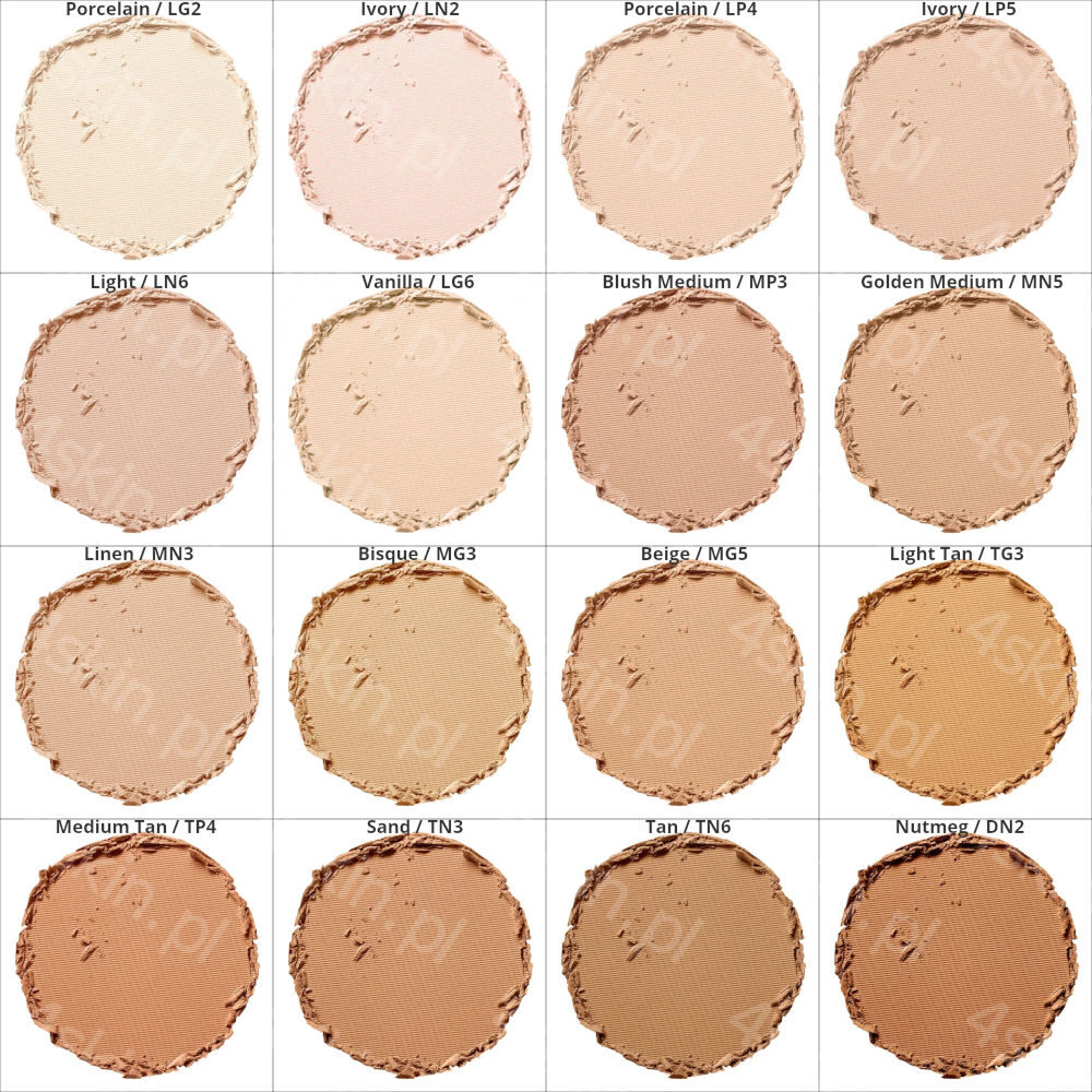 PUR Pressed Mineral Makeup