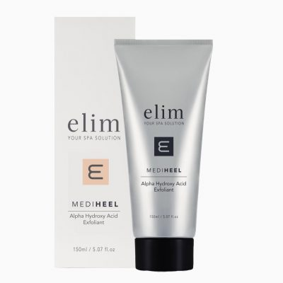ELIM MediHeel AHA Foot Exfoliator peeling do stóp 150ml