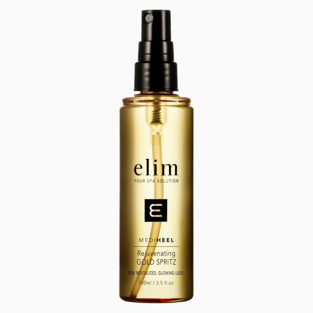 ELIM MediHeel Rejuvenating Gold Spritz złoty spray do ciała 100ml