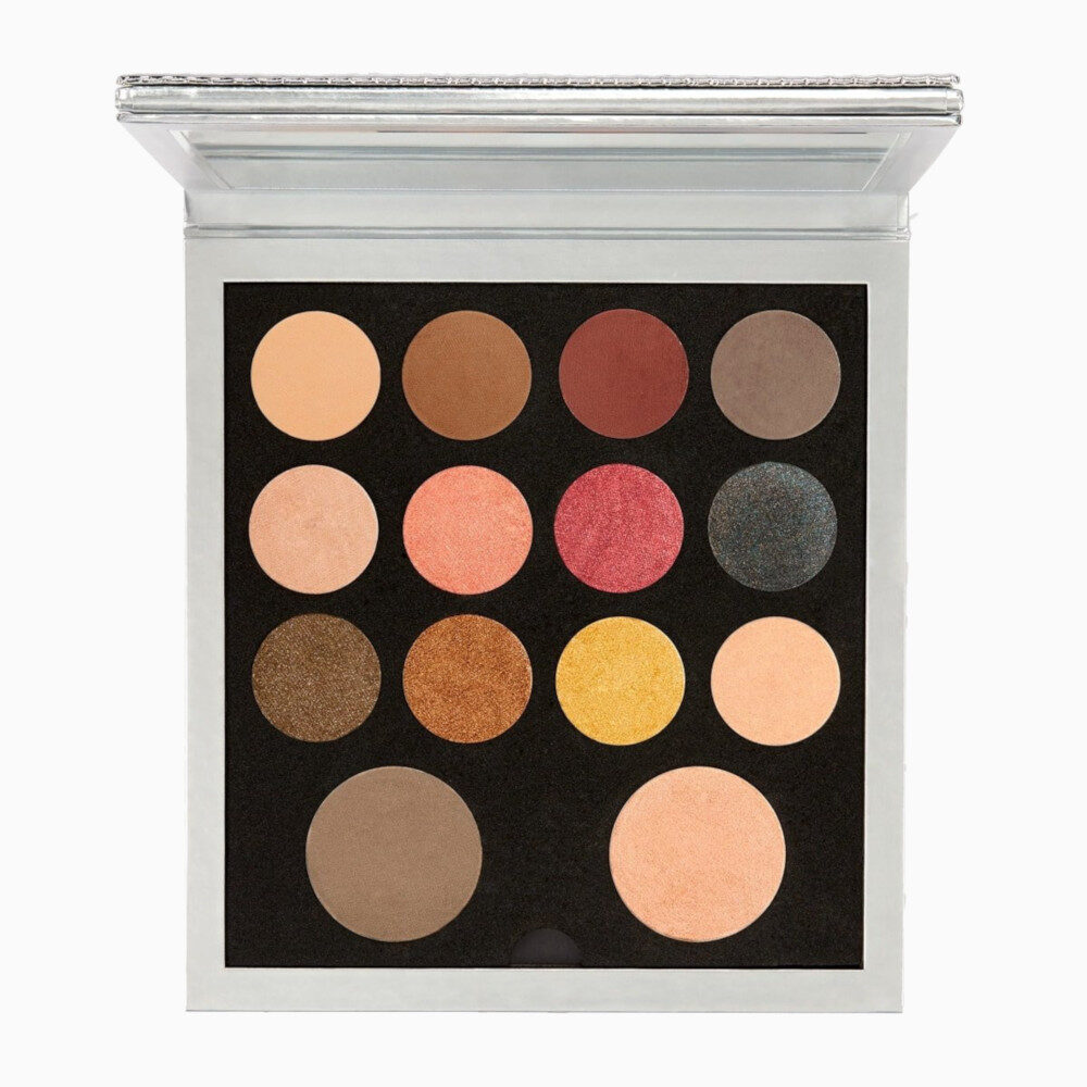 PUR Creator Eyeshadow & Face Palette wegańska paleta do makijażu