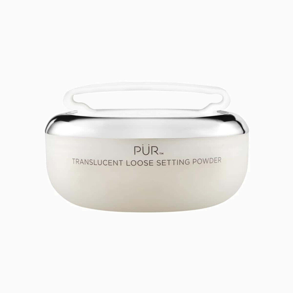 PÜR Translucent Loose Setting Powder transparentny puder sypki 9g