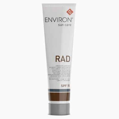 ENVIRON Sun Care RAD SPF15 antyutleniający krem przeciwsłoneczny 100ml