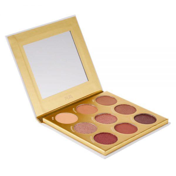 PÜR Be Your Selfie Eyeshadow Palette wegańska paleta cieni