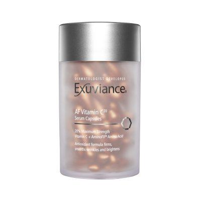 EXUVIANCE AF Vitamin C20 Serum Capsules serum z 20% witaminą C 60 kapsułek