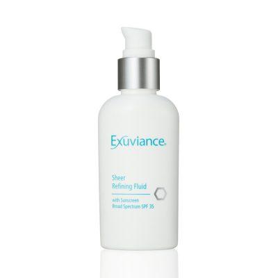 EXUVIANCE Sheer Refining Fluid SPF35 krem normalizujący dla skóry tłustej i mieszanej 50ml