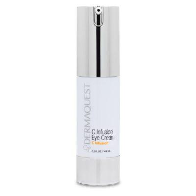 DERMAQUEST C Infusion Eye Cream przeciwstarzeniowy krem pod oczy z witaminą C 15ml