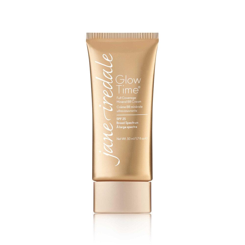 JANE IREDALE Glow Time Full Coverage Mineral BB Cream SPF 25 podkład BB 50ml