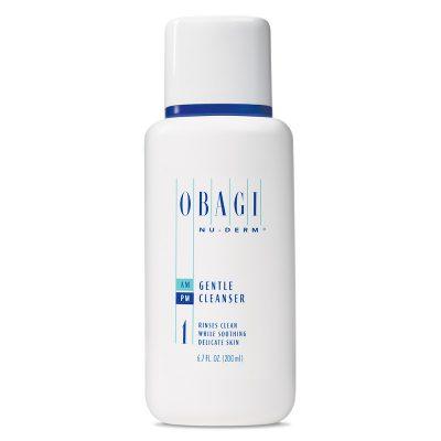 OBAGI Nu - Derm Gentle Cleanser delikatny preparat oczyszczający 200ml