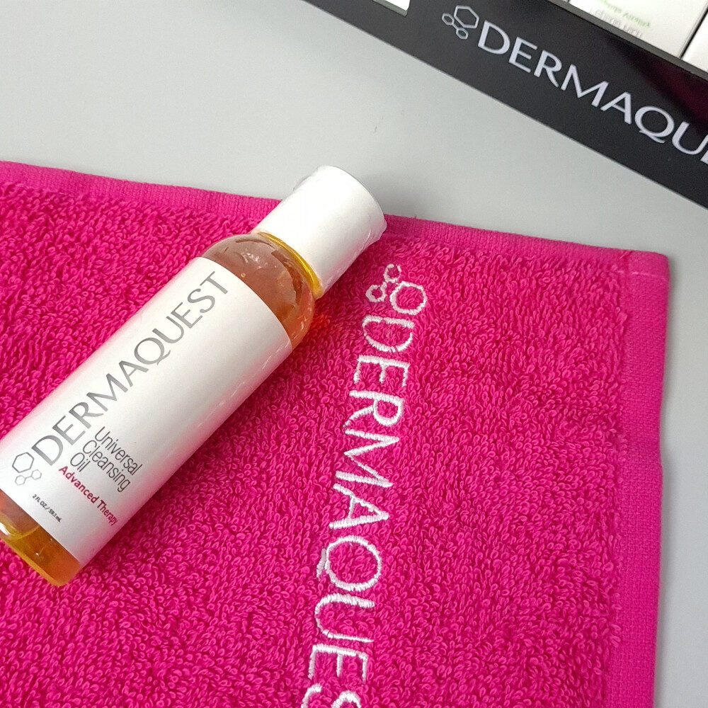 DERMAQUEST Universal Cleansing Oil Zestaw
