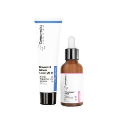 DERMOMEDICA Zestaw resveratrol
