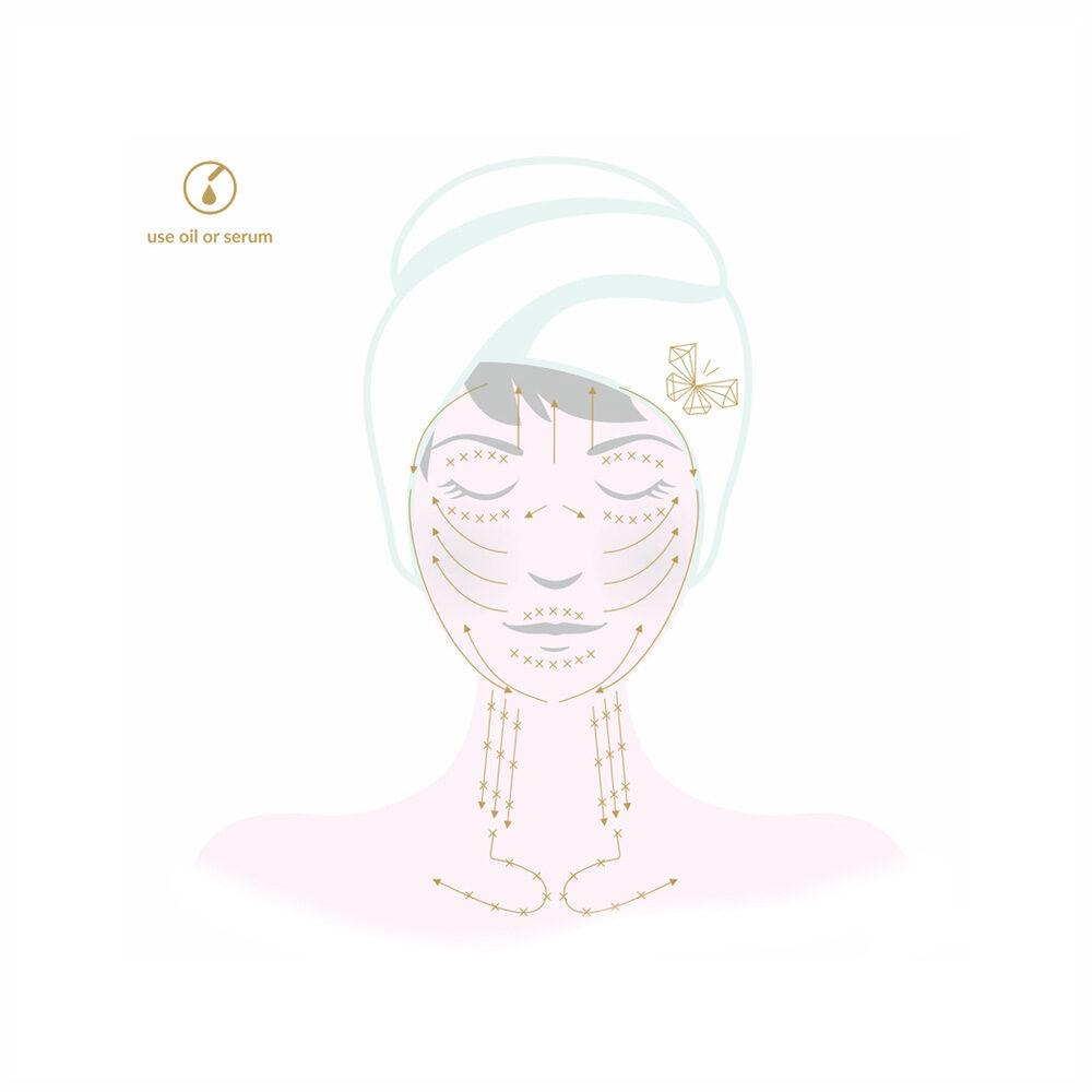 bańki silikonowe do masażu twarzy
