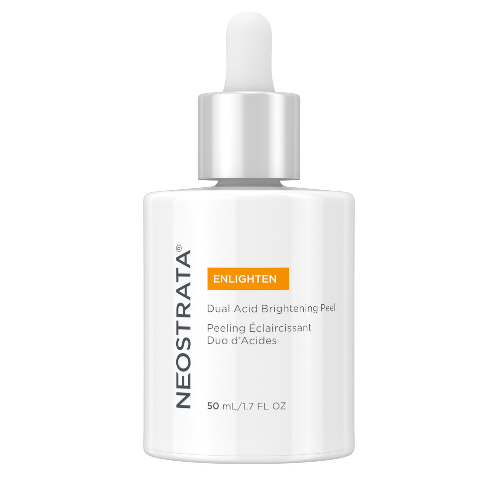 neostrata dual acid brightening peel