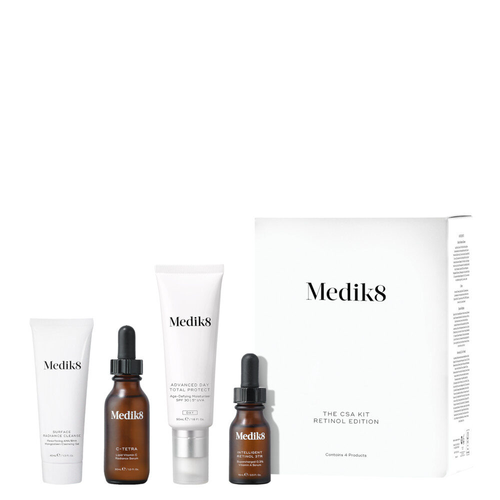 Medik8 CSA Kit Retinol Edition