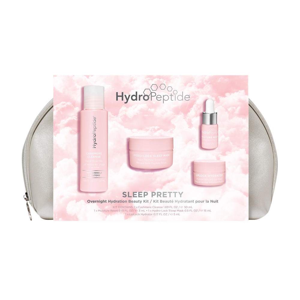 hydropeptide sleep pretty kit