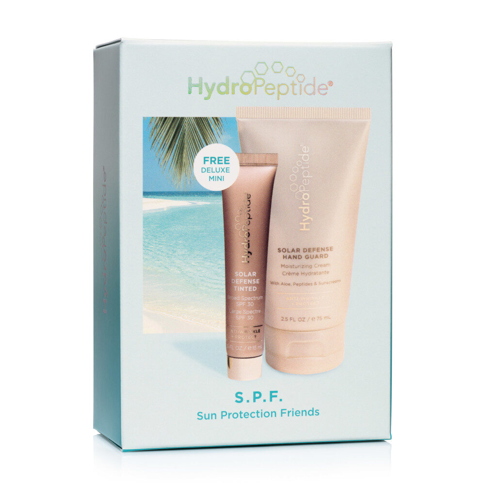 Hydropeptide Sun Protection Friends