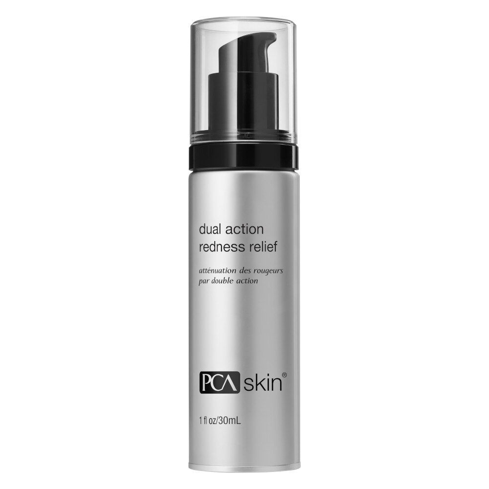 pca skin dual action redness