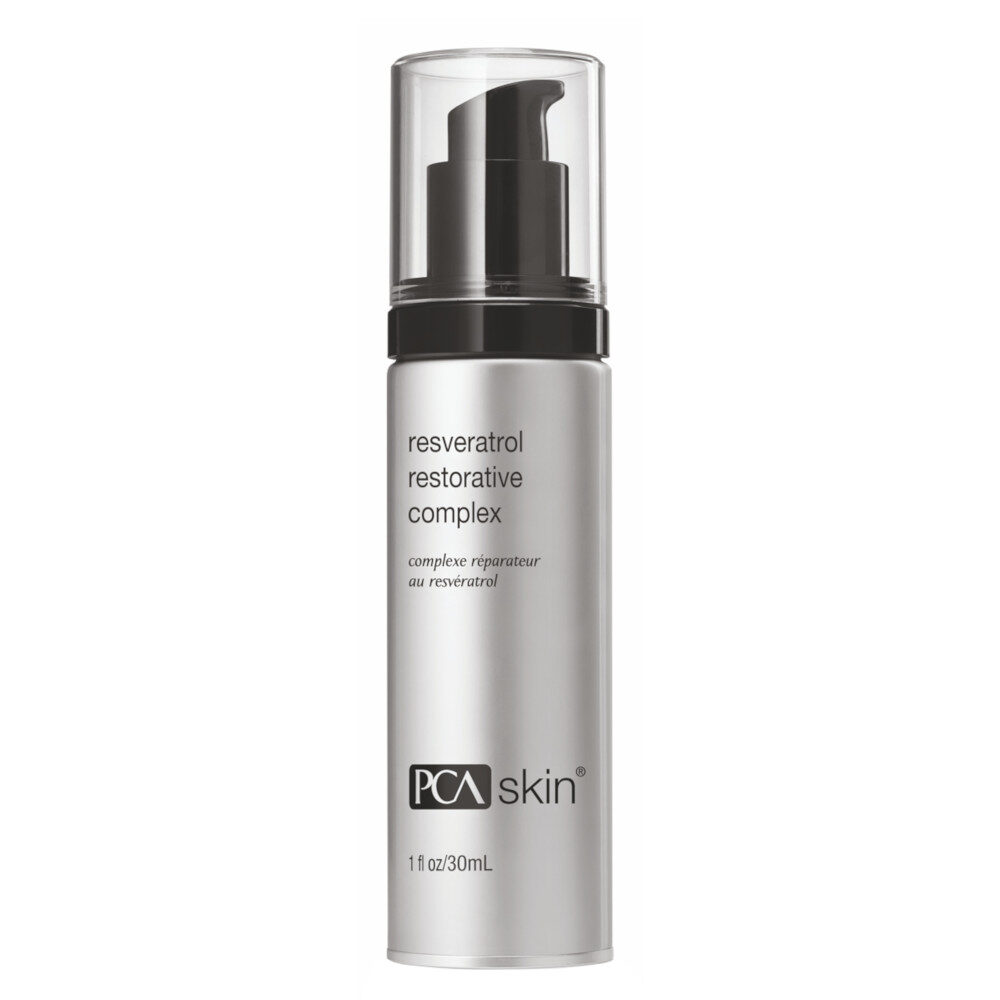 pca skin resveratrol restorative complex