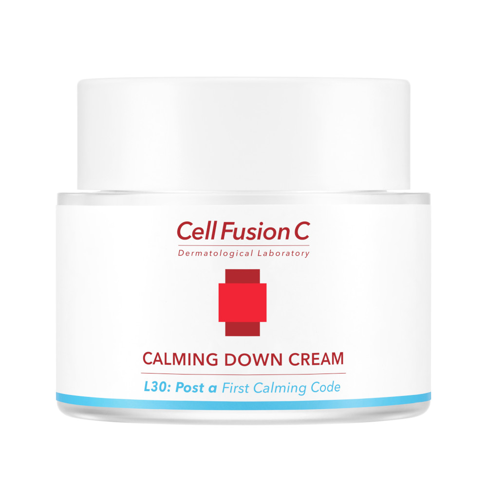 cell fusion calming down