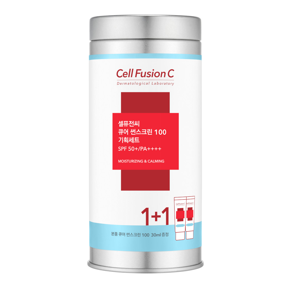 cell fusion c cure sunscreen 100