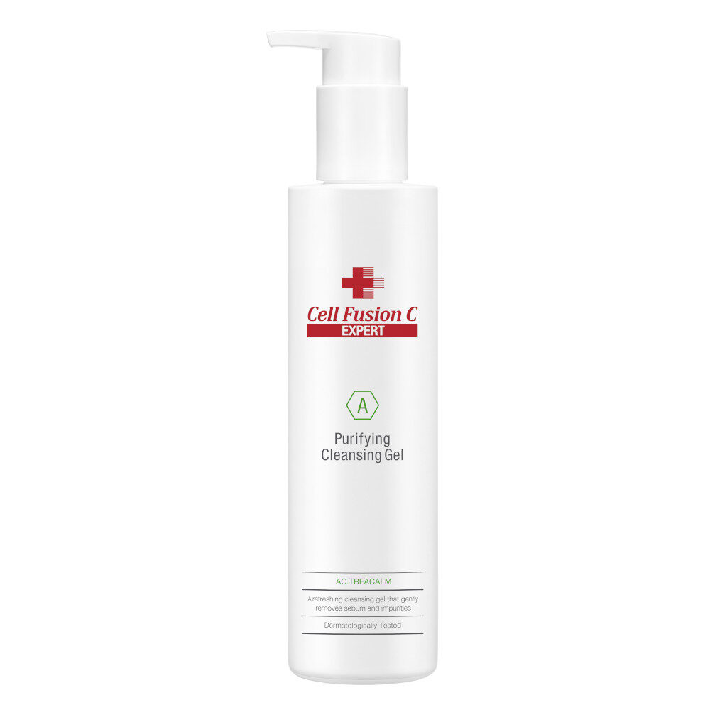 cell fusion c purifying cleansing gel