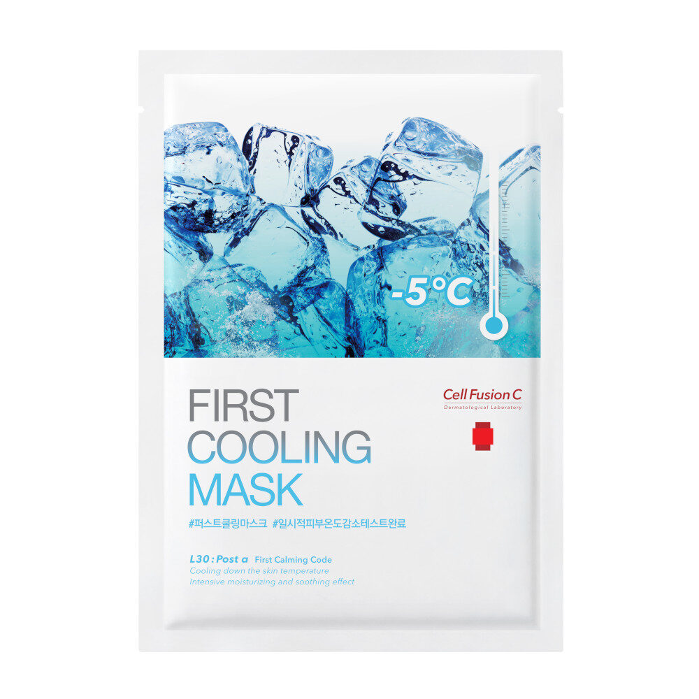 cell fusion cooling mask