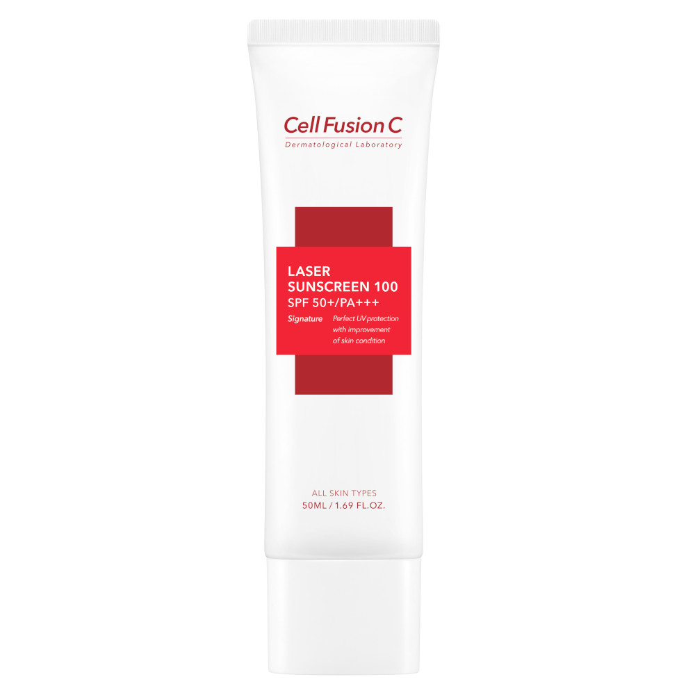 cell fusion laser sunscreen 100