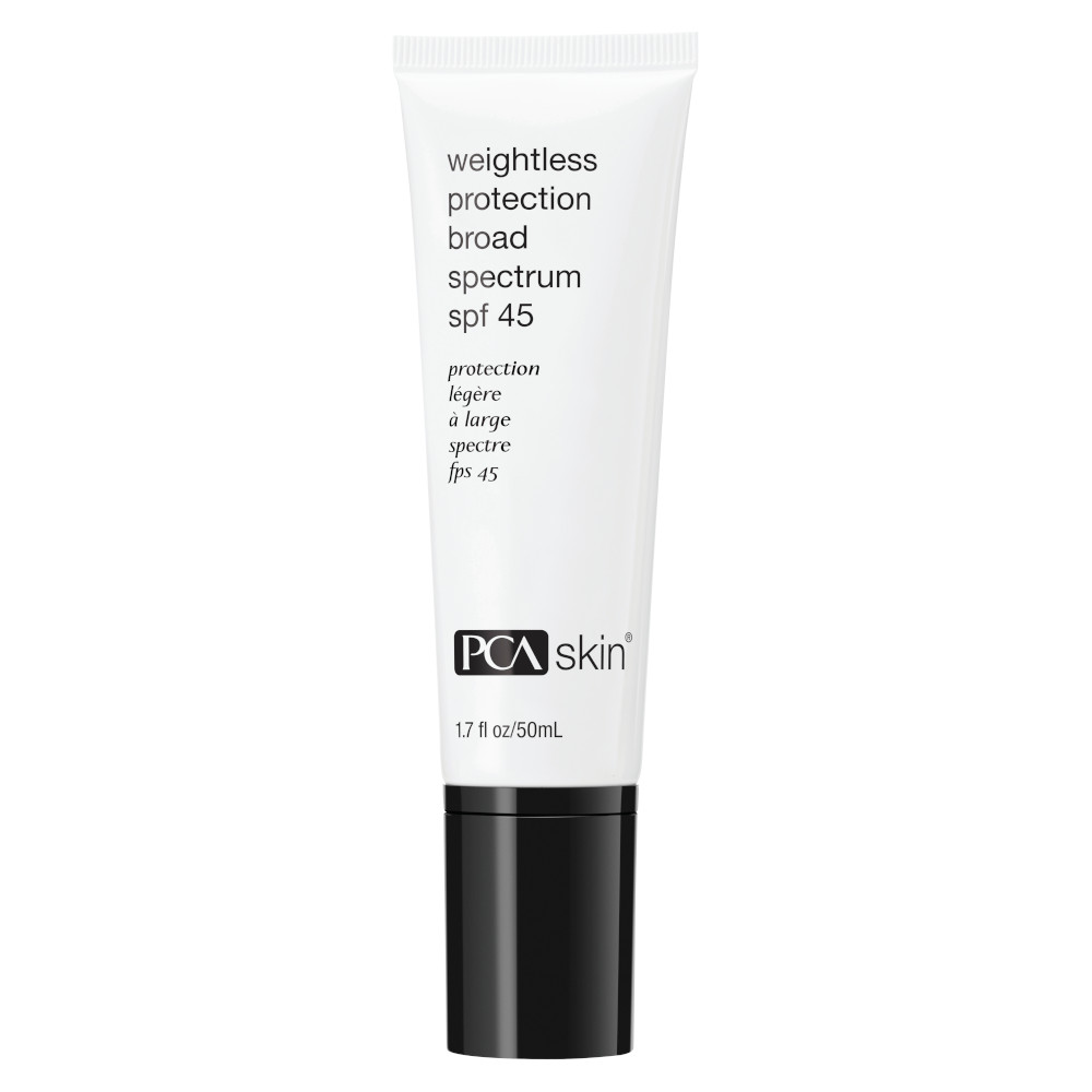 pca skin weightless protection